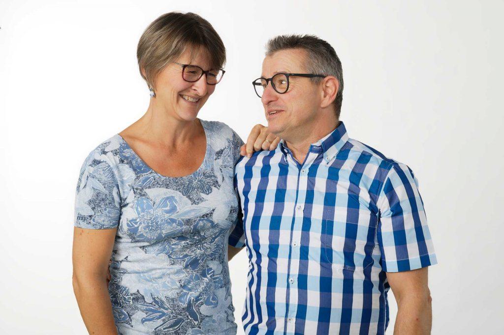 Nathalie et Jean-Marc, adhérent administrés depuis 2016