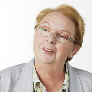 Françoise, adhérente senior Just