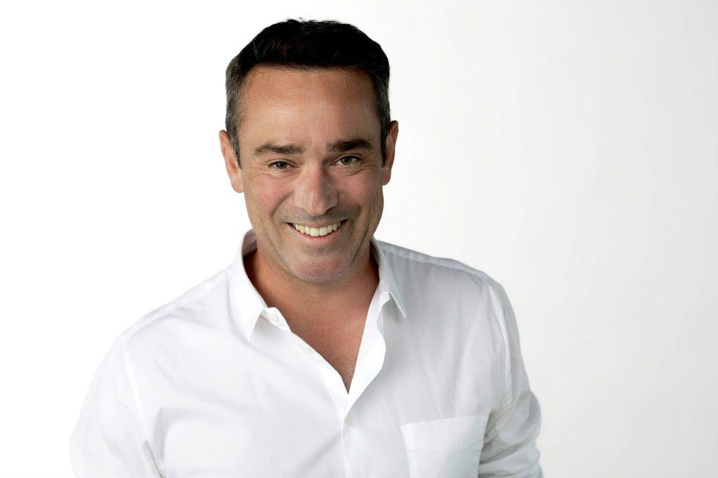 Jérémie, chef d'une entreprise adhérente depuis 1996