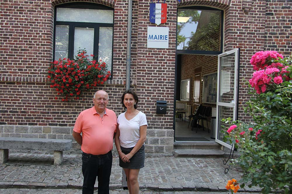 Mutuelle communale mairie Marchiennes