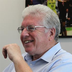 Jean-Pierre, retraité et adhérent Just