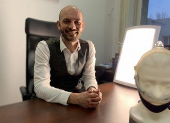 Docteur Remi Lombard, médecin du sommeil