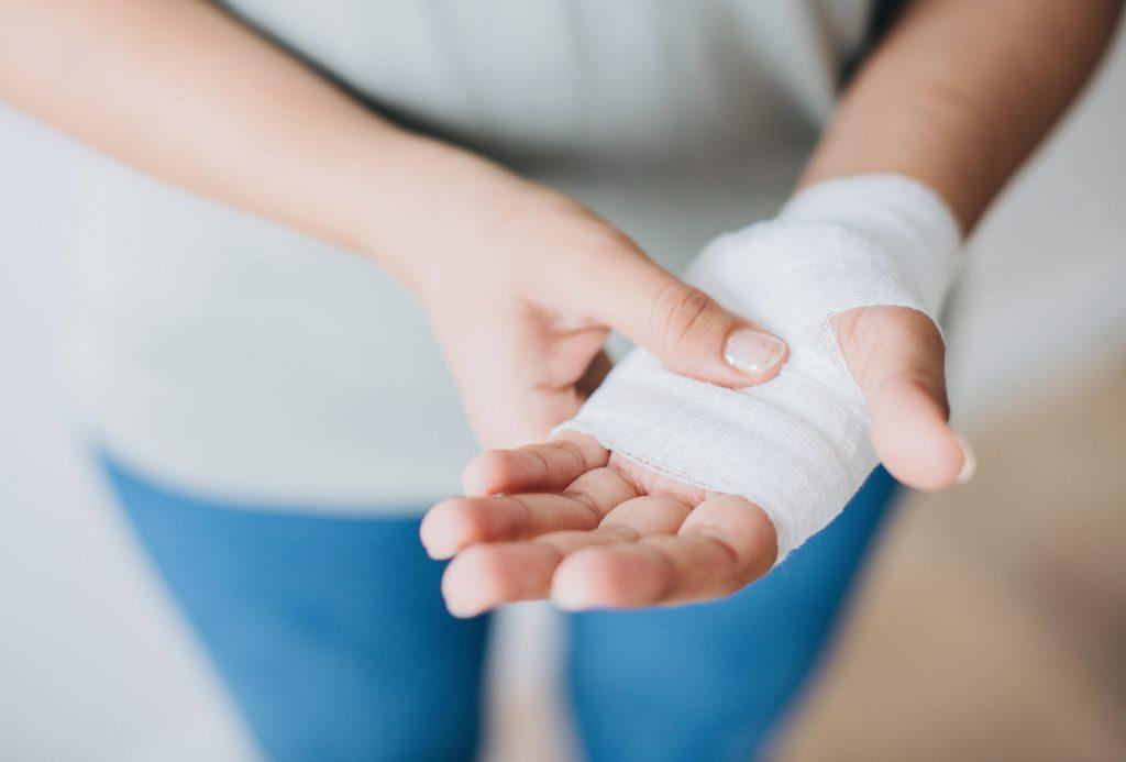 Contrat de prévoyance capital blessure