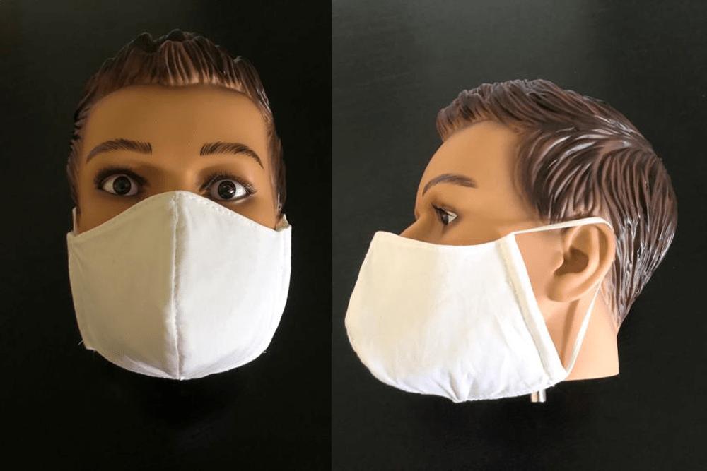 masque de protection hôpitaux