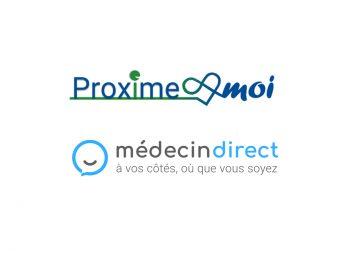 Proxime & Moi et MédecinDirect, nouveaux services Mutuelle Just