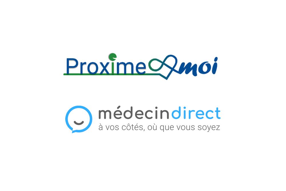 Proxime & moi et MédecinDirect, les nouveaux services de la Mutuelle Just