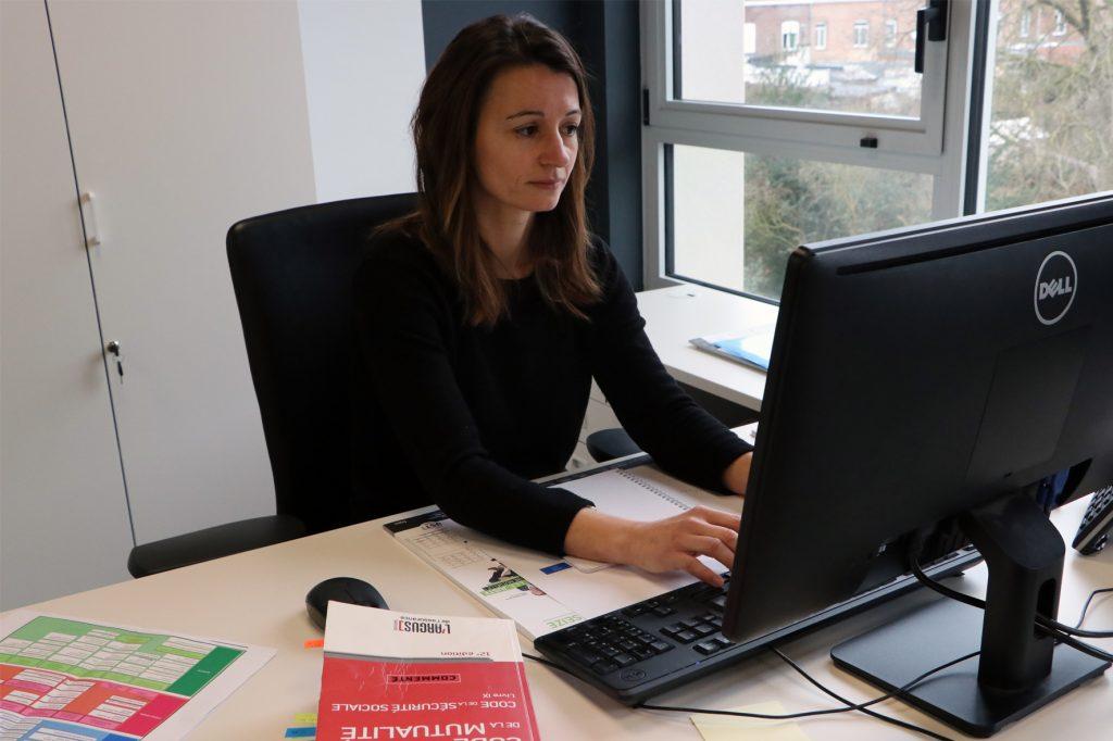 Perrine, gestionnaire de risques à la Mutuelle Just nous explique