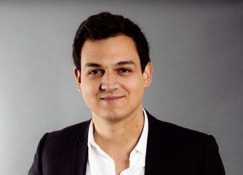 Yannick Benet, ostéopathe et business manager chez Néo Forma