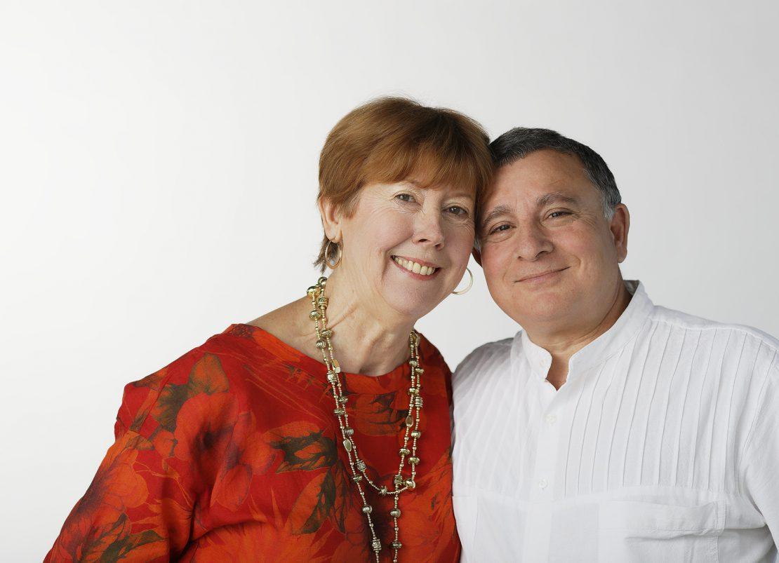 Offre santé locataire bailleur social, Vincenzo et Catherine