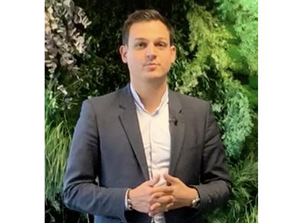 Yannick Benet, ostéopathe et business manager